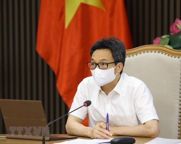 Piden completar proceso de gestion de personas que ingresan a Vietnam hinh anh 1