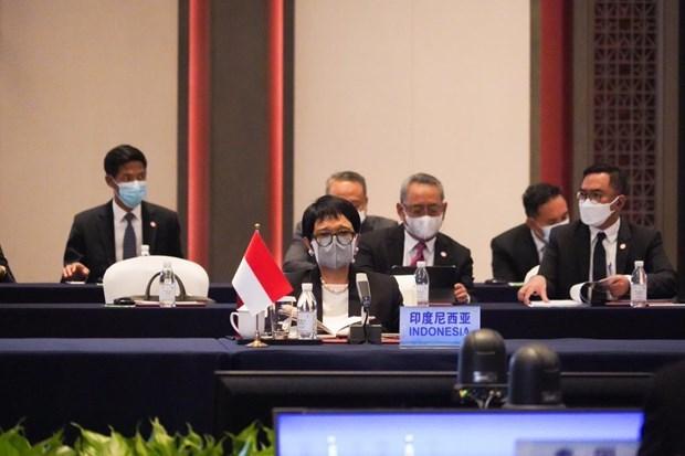 Indonesia insta a reanudar negociaciones entre ASEAN y China sobre Mar del Este hinh anh 1