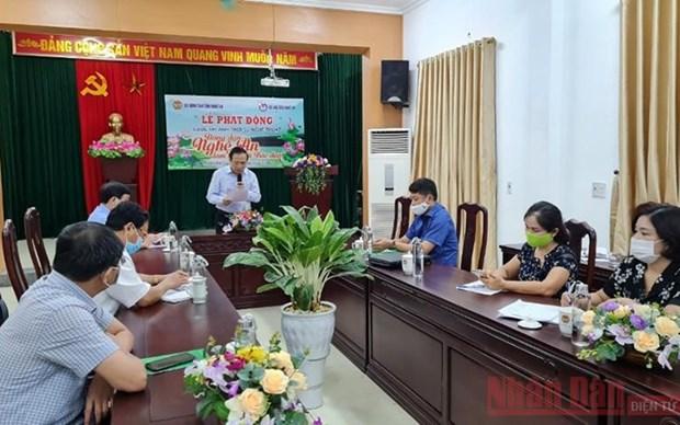 Lanzan concurso fotografico sobre seguimiento del ejemplo del Tio Ho hinh anh 1