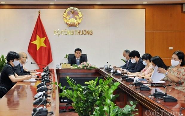Vietnam y Canada por establecer Comite Conjunto de Economia y Comercio hinh anh 1