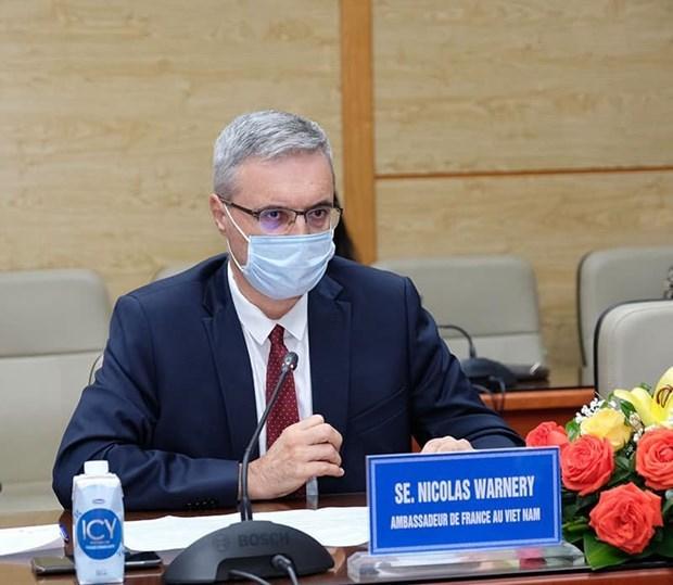 Vietnam busca apoyo internacional en acceso a vacunas contra COVID-19 hinh anh 3