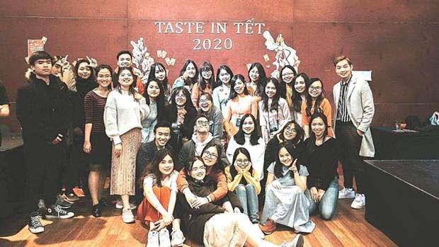 Lanzan programa Iniciativa de Jovenes Vietnamitas en Europa hinh anh 1