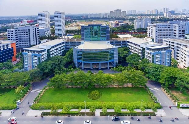 Cuatro instituciones educativas de Vietnam figuran en ranking QS hinh anh 1