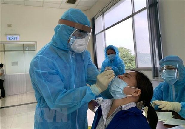 Vietnam reporta 60 casos nuevos de COVID-19 hinh anh 1