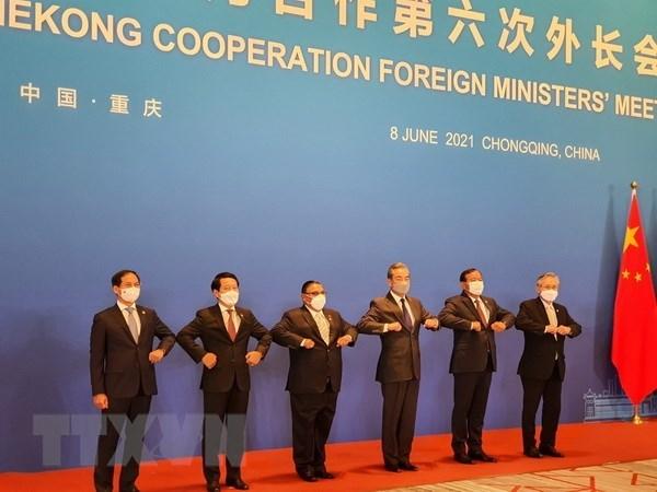 ASEAN y China reiteran compromiso con enfrentamiento a asuntos regionales apremiantes hinh anh 2