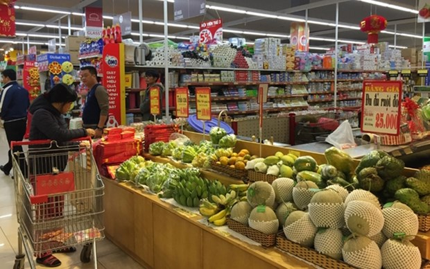Crecen exportaciones de frutas y verduras de Vietnam en primeros cinco meses hinh anh 1
