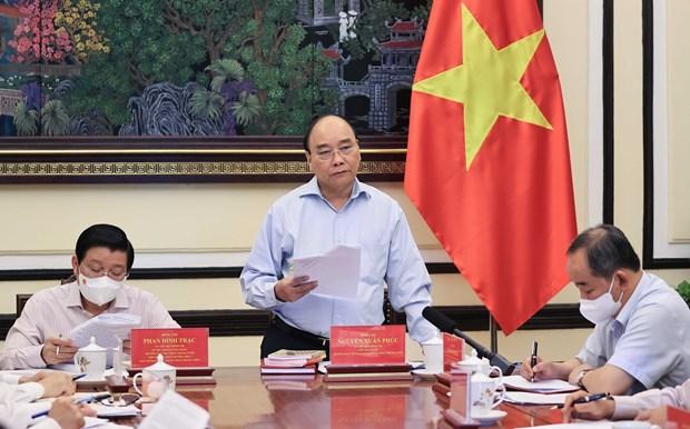 Abogan por perfeccionar el Estado de derecho socialista de Vietnam hinh anh 1