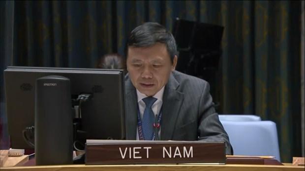 Vietnam reafirma compromiso con el derecho internacional hinh anh 1
