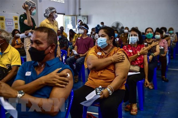Tailandia permitira la compra de vacunas contra el COVID-19 a organizaciones privadas y locales hinh anh 1
