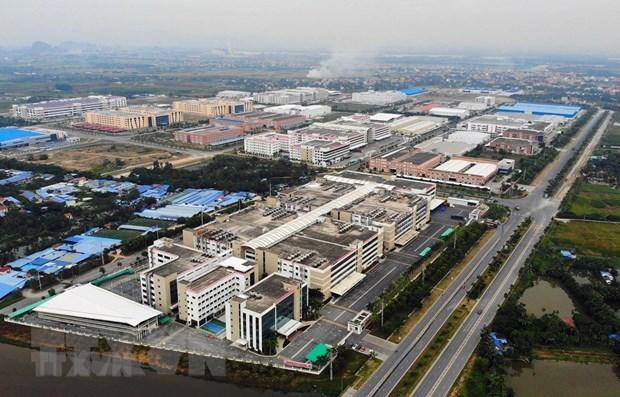 Estableceran zona de tecnologia informatica centralizada en ciudad vietnamita de Can Tho hinh anh 1