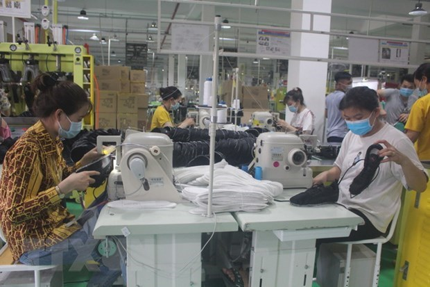 Ciudad Ho Chi Minh propone apoyar a empresas y trabajadores afectados por el COVID-19 hinh anh 1