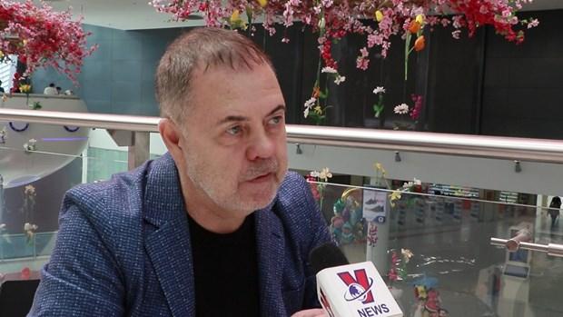Experto ruso aprecia desarrollo de economia de Vietnam hinh anh 2