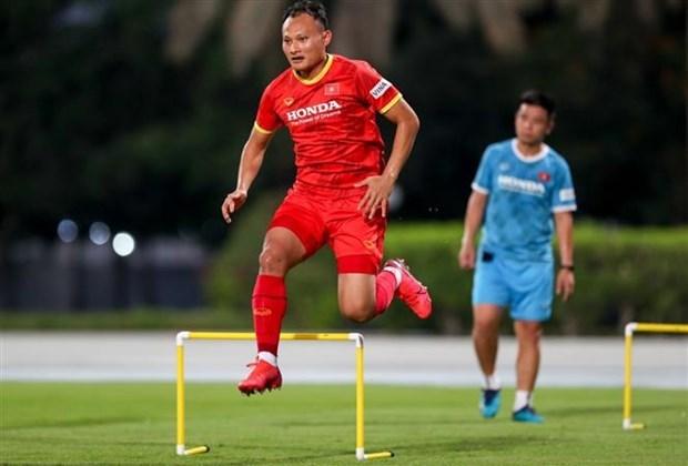 Destaca FIFA papel de Trong Hoang en seleccion nacional de futbol vietnamita hinh anh 1