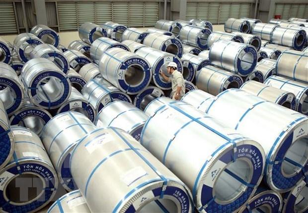 Canada analiza eximir productos de acero vietnamitas de medidas de defensa comercial hinh anh 1