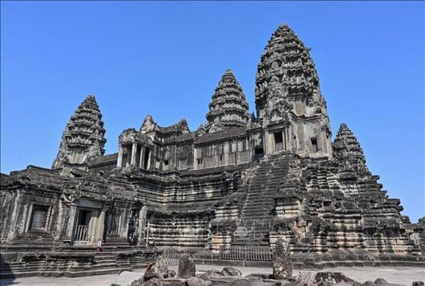 Camboya implementa proyecto para reducir desechos plasticos en Siem Reap hinh anh 1