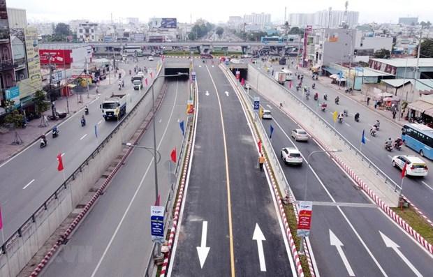 Ciudad Ho Chi Minh por mejorar infraestructura de transporte hinh anh 1