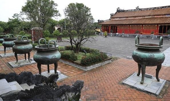 Buscan reconocimiento a tesoro dinastico de Vietnam como patrimonio mundial hinh anh 2