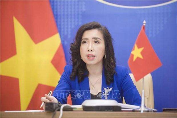 Vietnam se opone a ejercicios militares de Taiwan en el Mar del Este hinh anh 1