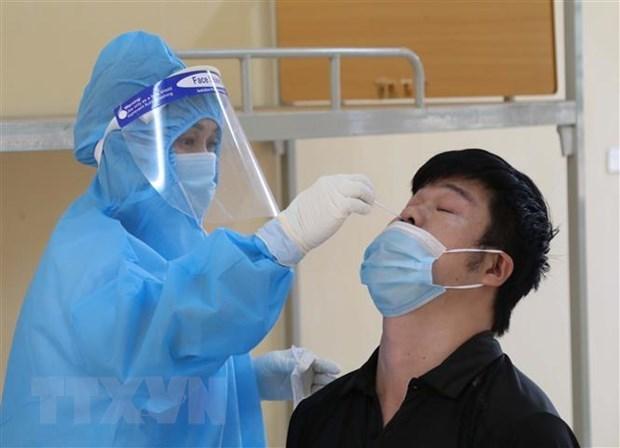 Vietnam registra 63 nuevos casos de COVID-19 hinh anh 1