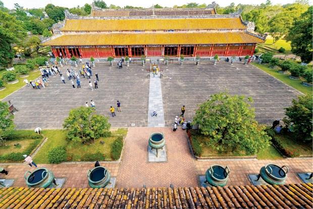 Buscan reconocimiento a tesoro dinastico de Vietnam como patrimonio mundial hinh anh 1