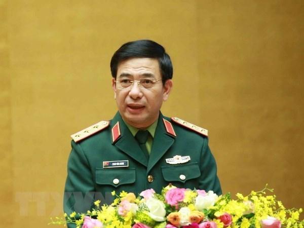 Vietnam y Rusia refuerzan cooperacion en defensa hinh anh 1