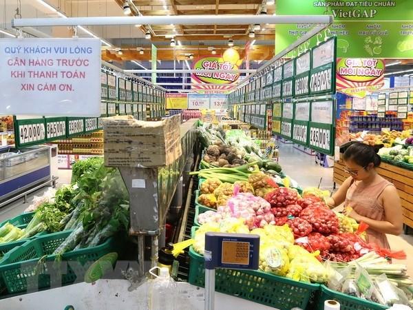 Empresas vietnamitas se apoderan del mercado minorista nacional hinh anh 1
