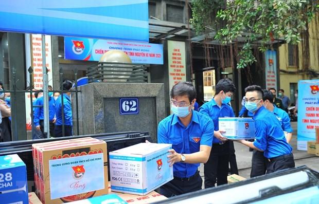 Convocan en Vietnam Campana de Jovenes Voluntarios en Verano hinh anh 1