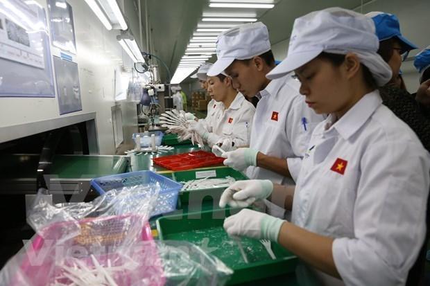 Economia vietnamita alcanzara notable crecimiento en 2021 hinh anh 1