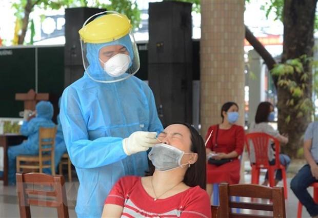 Vietnam con 89 nuevos casos del COVID-19 hinh anh 1