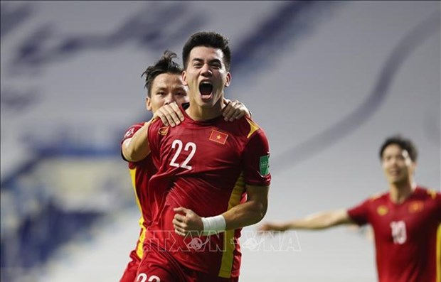 Copa Mundial 2022: Vietnam derrota a Malasia y tiene oportunidad de hacer historia hinh anh 1