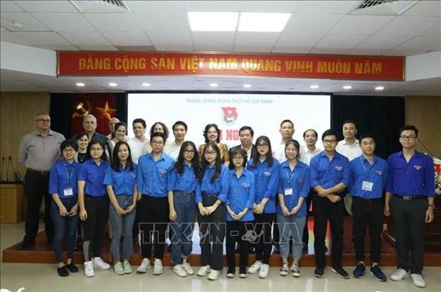 Buscan intensificar lazos entre jovenes de Vietnam y Cuba hinh anh 1