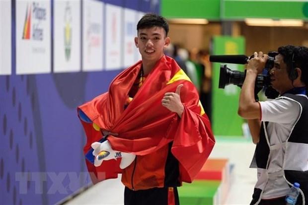 Acumula Vietnam 14 plazas para Juegos Olimpicos de Tokio hinh anh 1