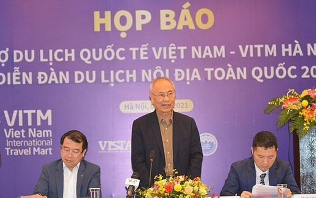 Efectuaran en Hanoi Feria Internacional de Turismo 2021 hinh anh 1