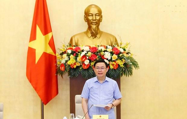 Exigen impulsar estrategia de vacunas de Vietnam hinh anh 1