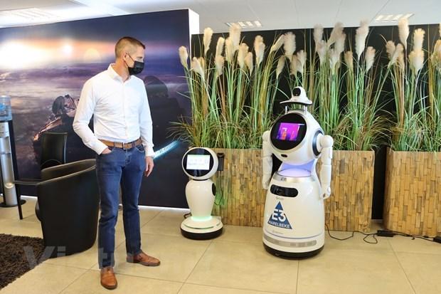 Empresa de automatizacion belga interesada en expandirse en Vietnam hinh anh 1
