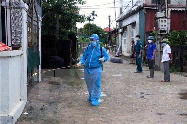 Vietnam registra 98 nuevos casos de COVID-19 hinh anh 1