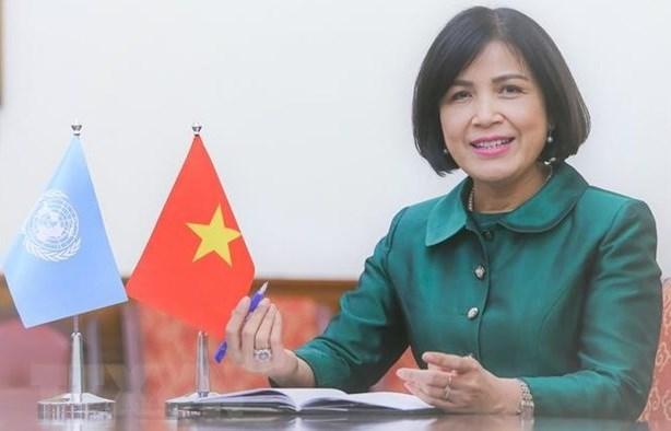 Vietnam comparte en OMC experiencias sobre economia circular hinh anh 1