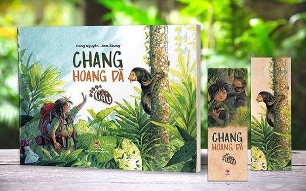 Libro de autora vietnamita protegido por derechos en Reino Unido hinh anh 1