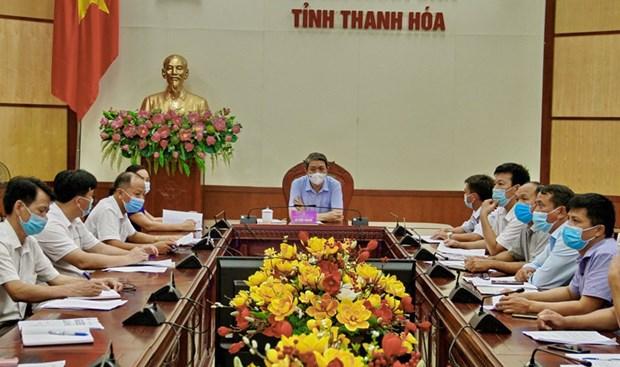 Aumentan exportacion y produccion acuicola de provincia de Thanh Hoa hinh anh 1