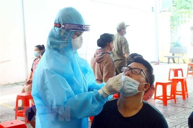 Vietnam registra record de recuperados de COVID-19 hinh anh 1
