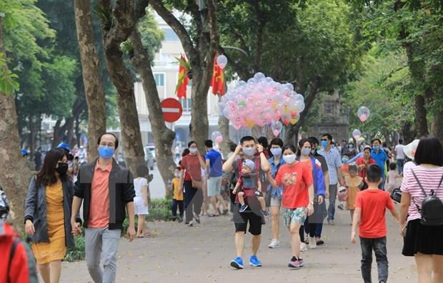 Dispuesta Hanoi a recuperar el turismo tras controlar la pandemia del COVID-19 hinh anh 1