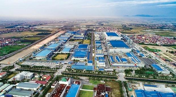 Mercado de bienes raices industriales de Vietnam atrae a inversores extranjeros hinh anh 1