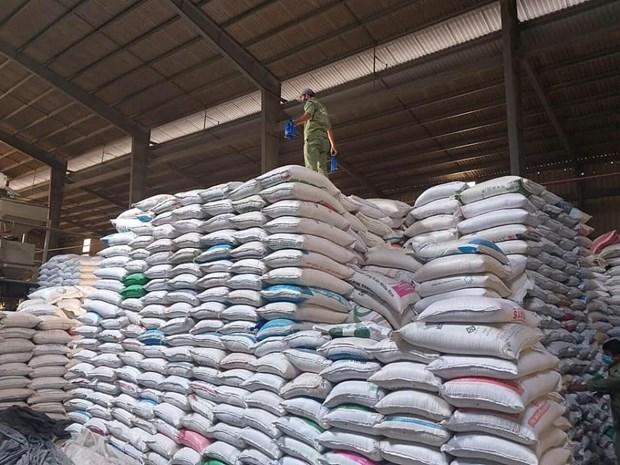 Vietnam sera tercer mayor exportador mundial de arroz en 2022 hinh anh 1