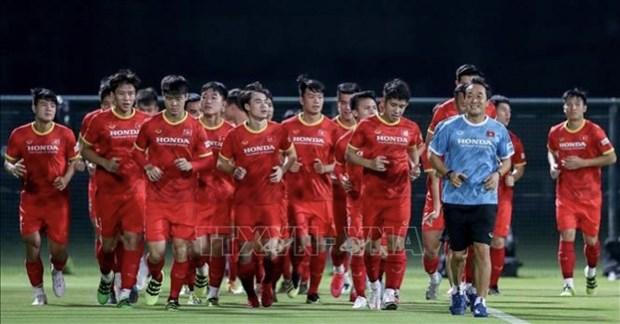 Partido contra Vietnam no sera facil, segun el seleccionador de EAU hinh anh 1