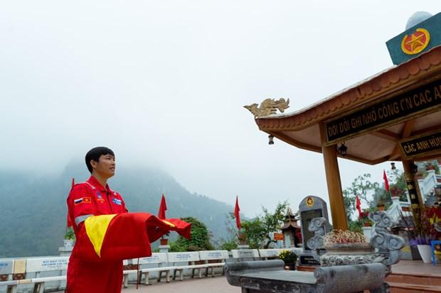 PetroVietnam empenado en seguir el ejemplo del Presidente Ho Chi Minh hinh anh 3
