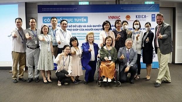 Lanzan solucion digital para personas discapacitadas en Vietnam hinh anh 1