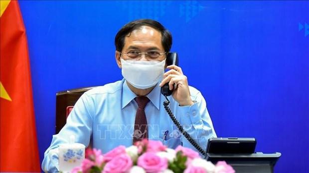 Vietnam y Canada fortalecen cooperacion en diversos ambitos hinh anh 1