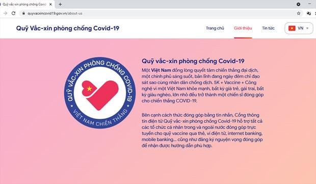 Fondo de Vacunas contra el COVID-19 ayudara a Vietnam a retomar pronto la normalidad hinh anh 3
