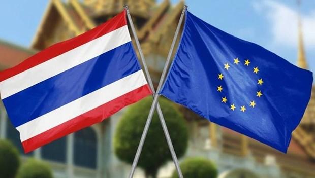 Tailandia a punto de reanudar negociaciones de TLC con la Union Europea hinh anh 1