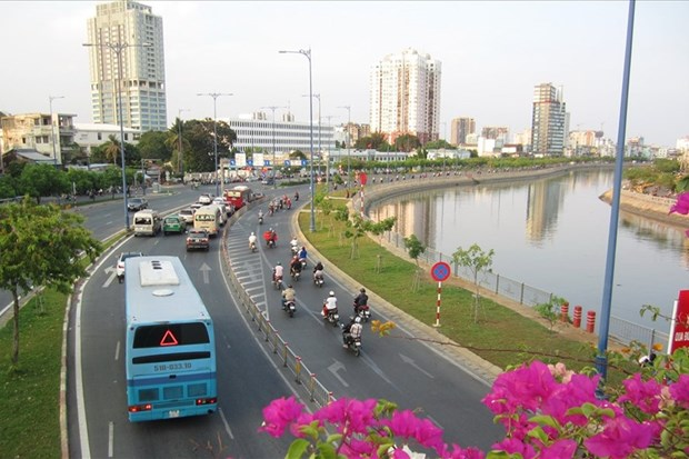 Ciudad Ho Chi Minh prioriza inversion en proyectos de transporte hinh anh 2
